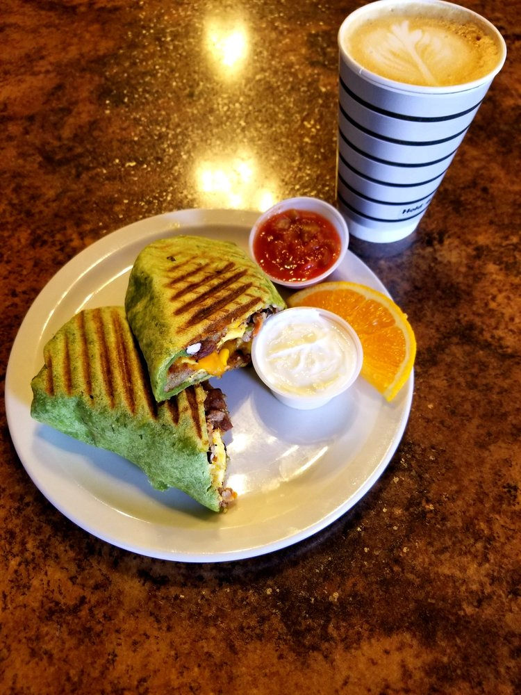 Higher Grounds Coffee: 1709 S West Ave, Freeport, IL