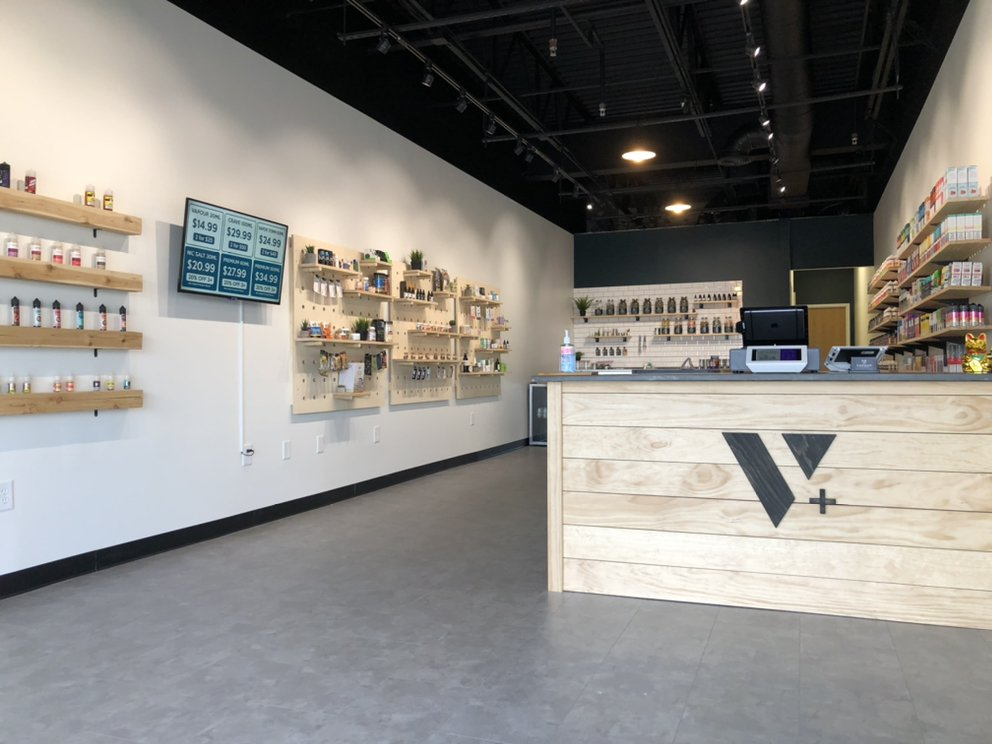 Vapour + Dispensary: 5747 Blaine Ave, Inver Grove Heights, MN