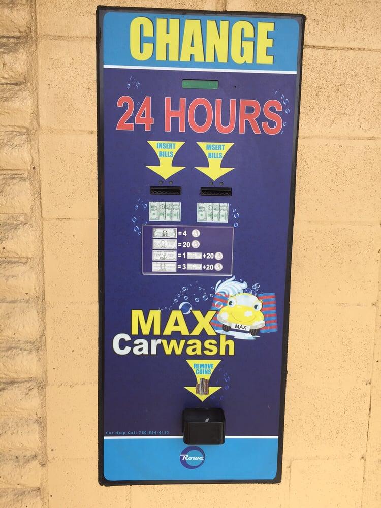 Hour Max Car Wash