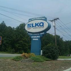 LKQ - Auto Parts & Supplies - 1301 S Miami Blvd, Durham, NC - Phone ...