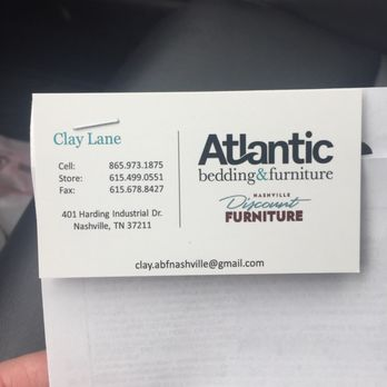 Atlantic Bedding And Furniture Closed 15 Reviews Furniture Shops Nashville Tn United