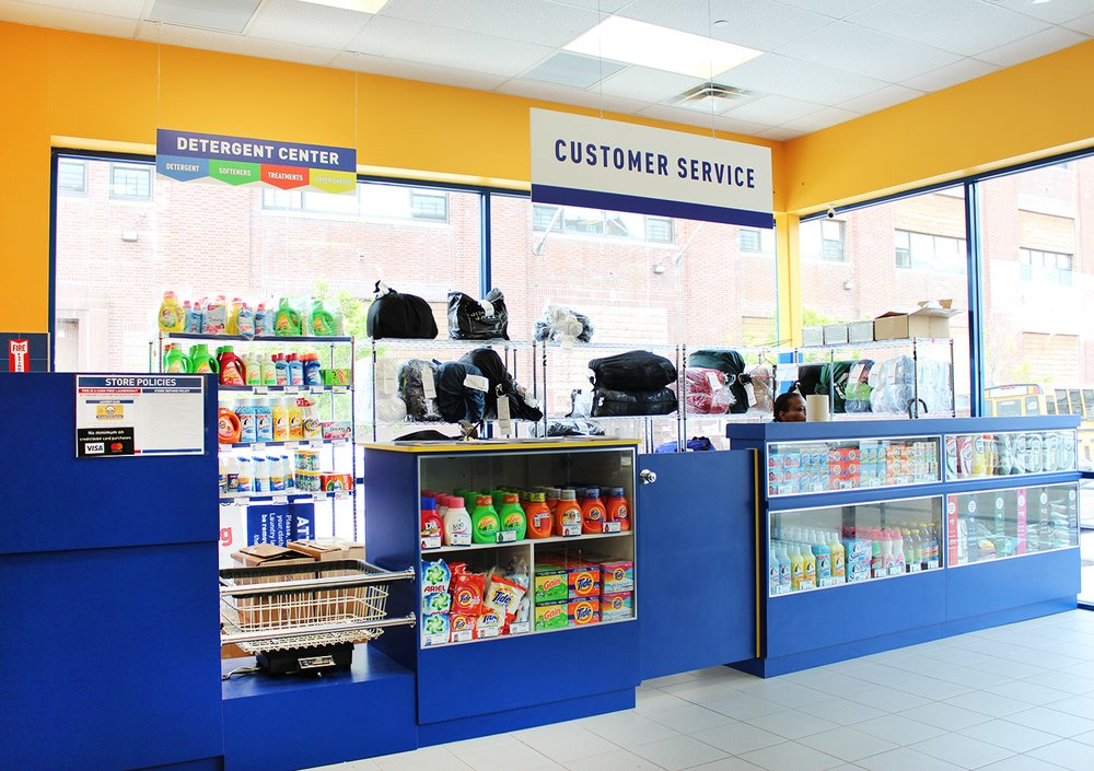 Clean Rite Center: 3552 E Main St, Whitehall, OH