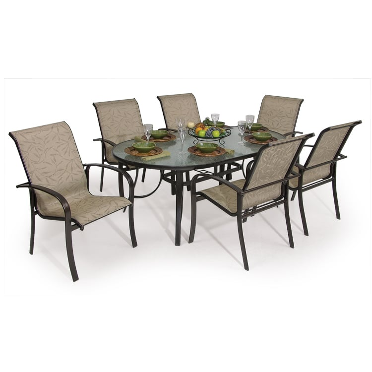Cay Sal Outdoor Patio Dining Set