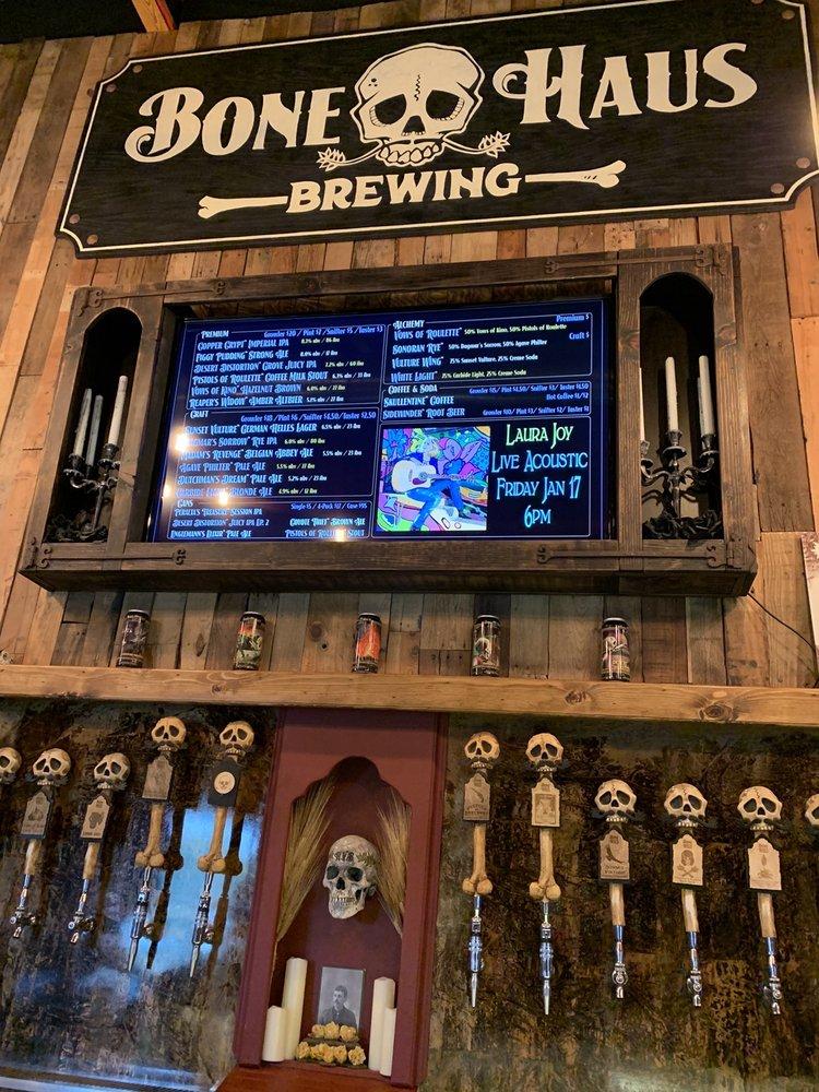 Bone Haus Brewery: 14825 E Shea Blvd, Fountain Hills, AZ