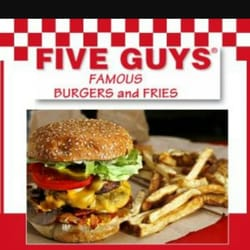 P O Of Five Guys Burgers And Fries Aurora Co United States