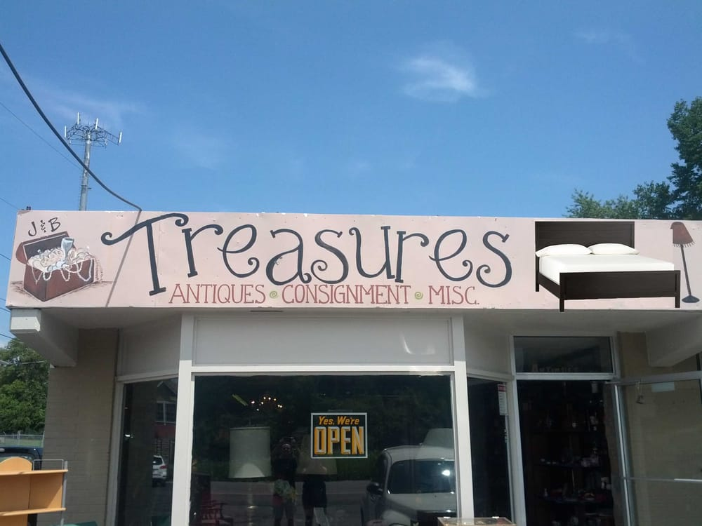 Treasures consignment jewelry 2628 old lebanon rd for Jewelry consignment shops near me