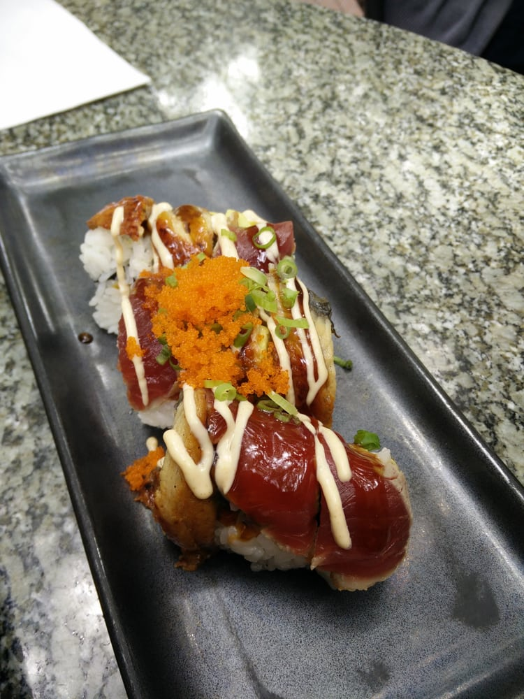Judie two roll yelp for Asia sushi bar and asian cuisine mashpee