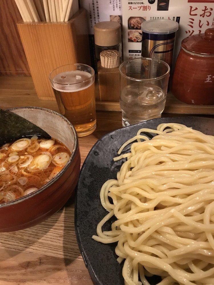 Tsukemen'ya Yasubee Akasaka