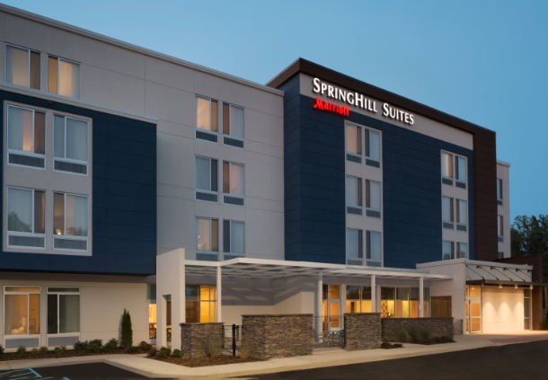 SpringHill Suites by Marriott Tuscaloosa: 4020 Greensboro Ave, Tuscaloosa, AL