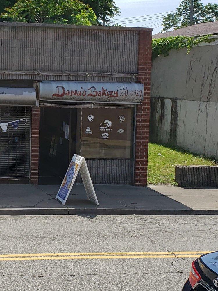 Dana's Bakery: 720 N Homewood Ave, Pittsburgh, PA