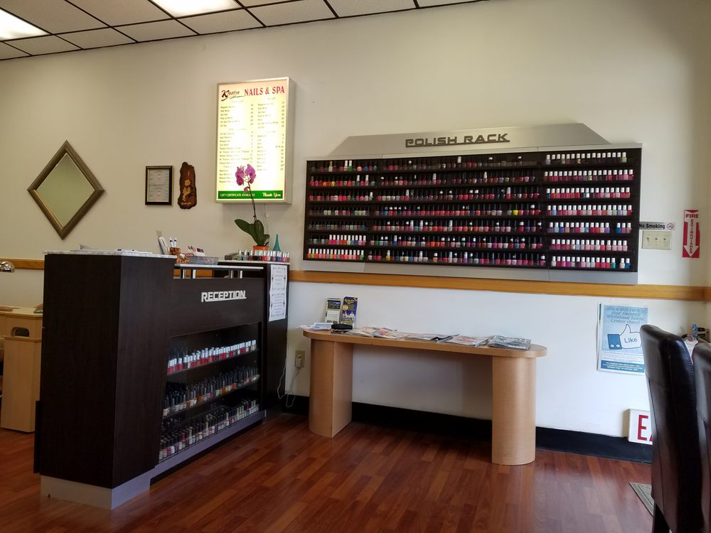 Kreative Nails & Spa - Nail Salons - 157 W Lincoln Hwy, Exton, PA ...