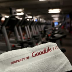 goodlife fitness gyms 5010 glen erin dr erin mills. Black Bedroom Furniture Sets. Home Design Ideas