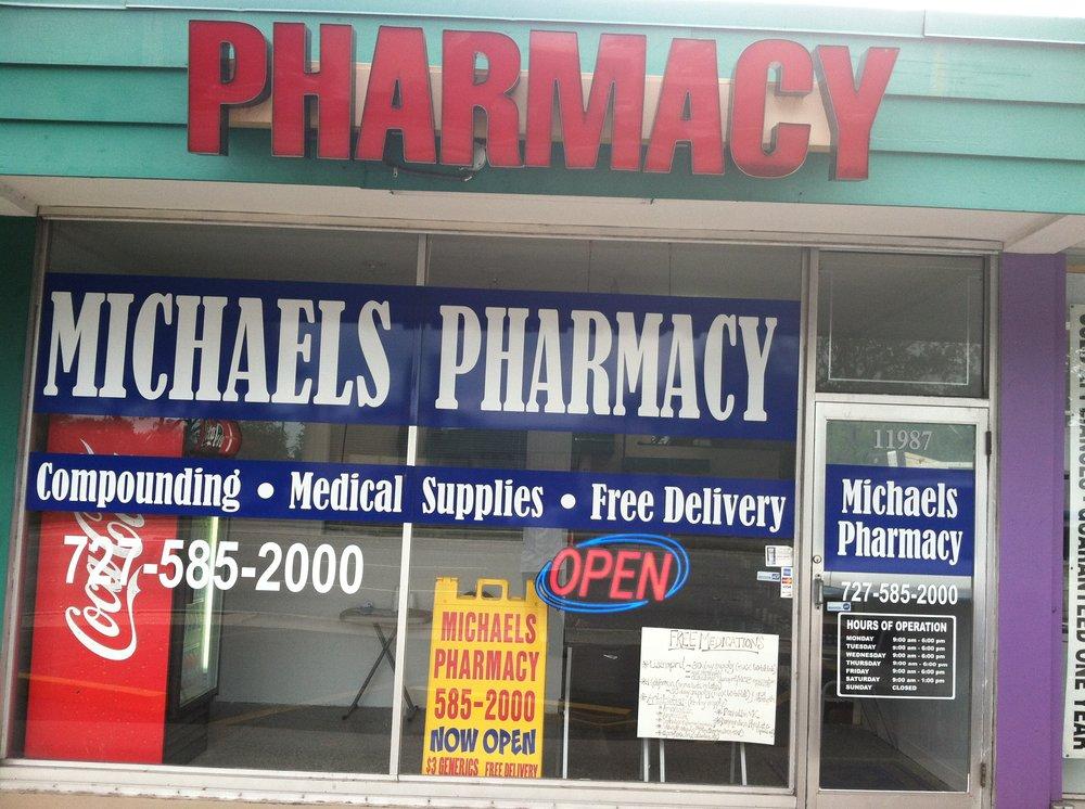Michael's Pharmacy: 11987 Seminole Blvd, Largo, FL