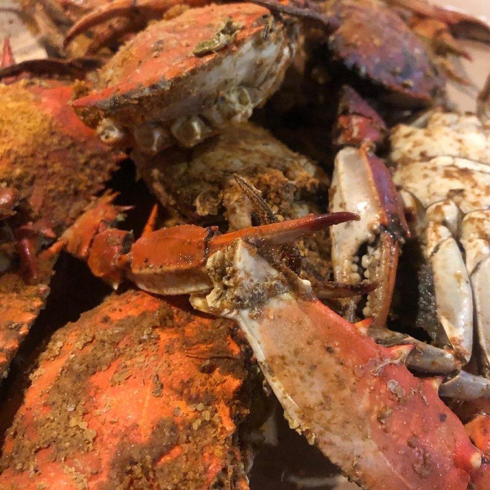 Old Mill Crab House: 8829 Waller Rd, Delmar, DE