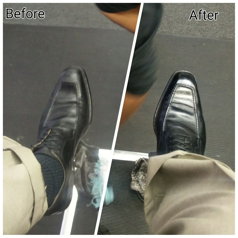 a69aaa4516b5b Arnold's Custom Shoe Repair - 168 E 44th St, Midtown East, New York ...