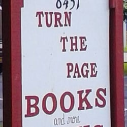 Turn the Page Books - Bookstores - 8451 Transit Rd, East Amherst ...