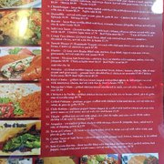 Menu Photo Of Margarita S Mexican Restaurant Tyler Tx United States