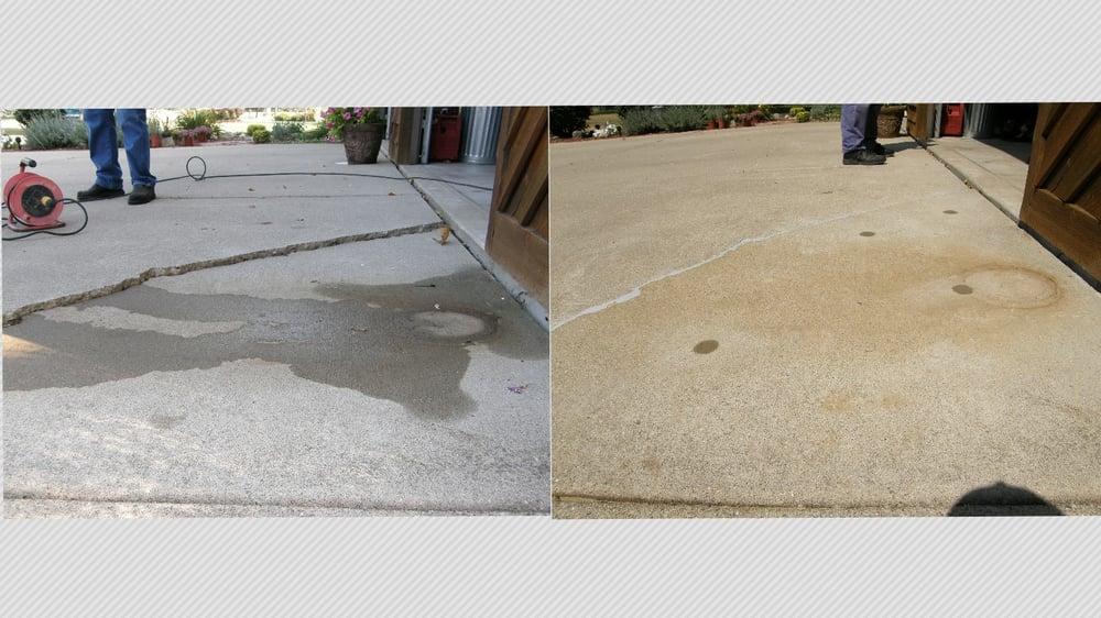 Concrete Raising & Leveling: Mason, MI