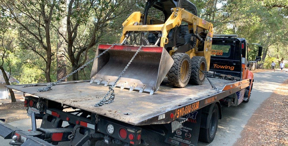 Towing business in San Leandro, CA