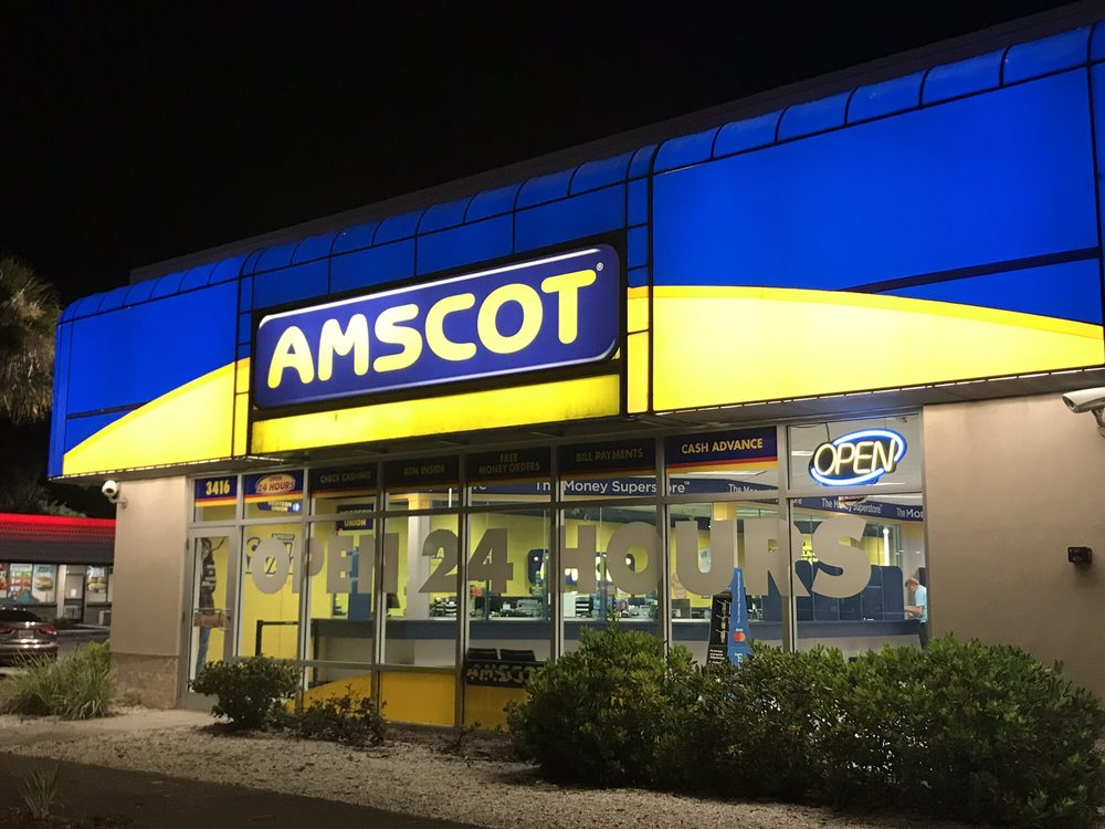 Amscot - The Money Superstore