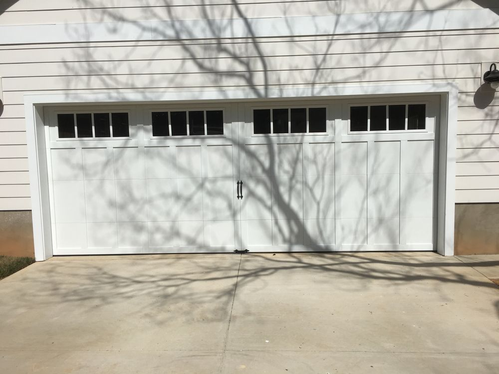 not door size ameriserv liftmaster garage large buford full of overhead corporation doors to working how opener replace