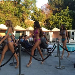 photo of the backyard westwood ca united states fashion show by