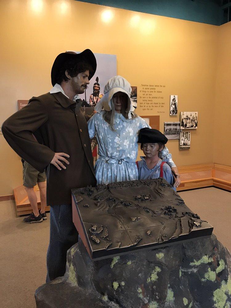 National Historic Oregon Trail Interpretive Center: 22267 Oregon 86, Baker City, OR