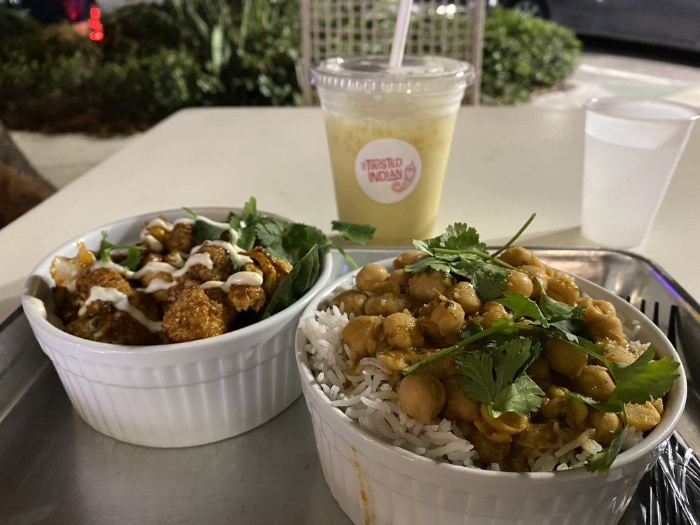 The Twisted Indian: 1113 Central Ave, St. Petersburg, FL