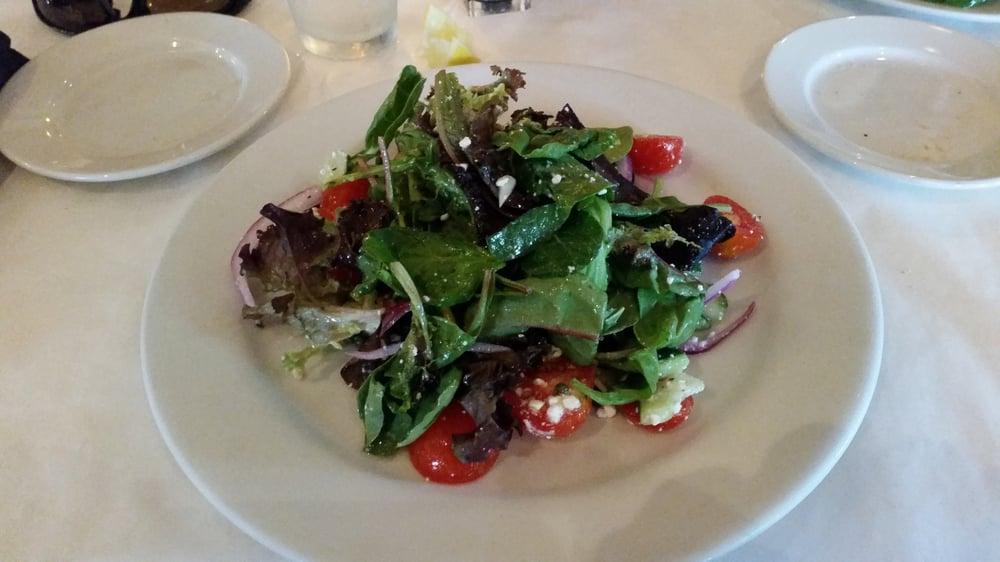 Messina Salad Is A Mediterranean Style Salad.