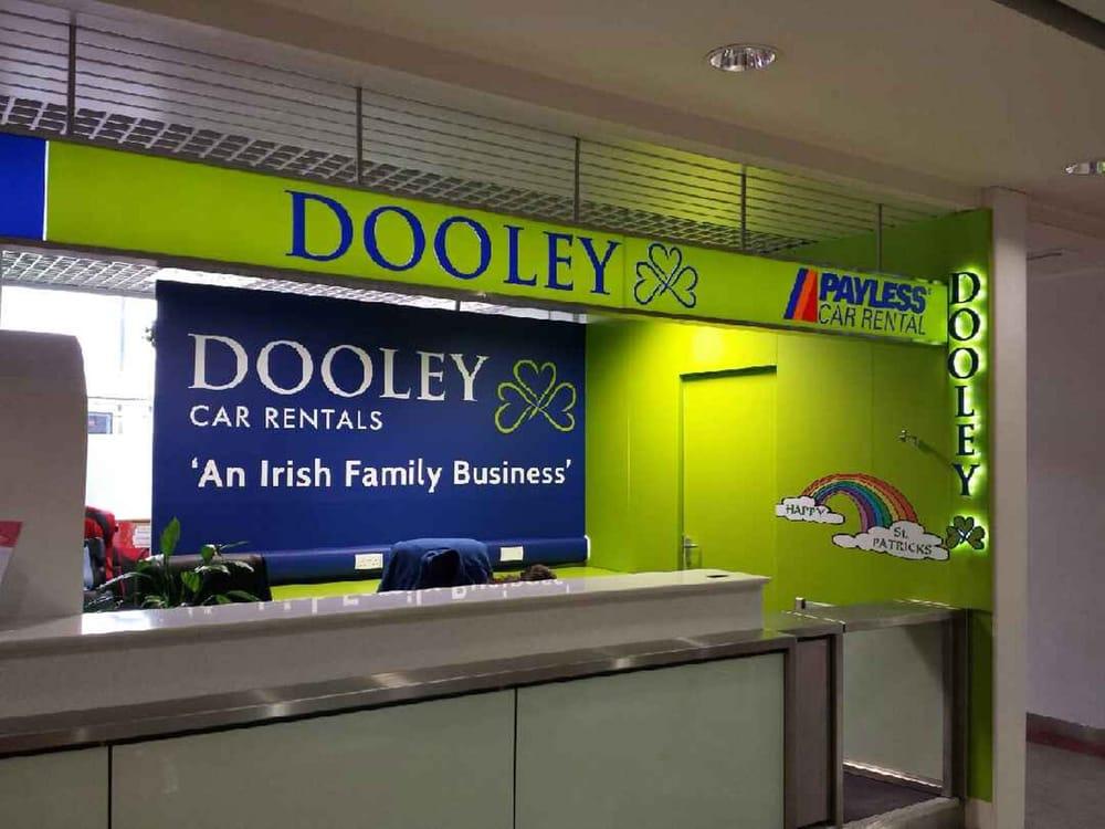 Dublin Airport Car Hire Terminal