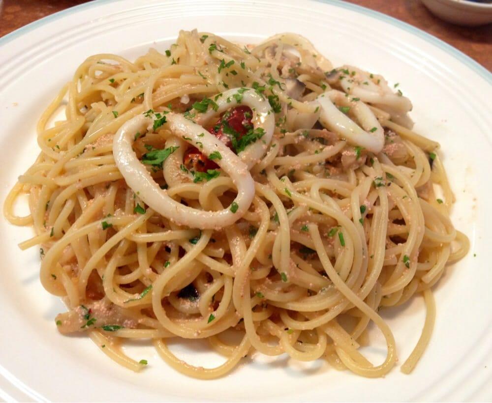 Tarako! Codroe spaghetti! Best ever! - Yelp