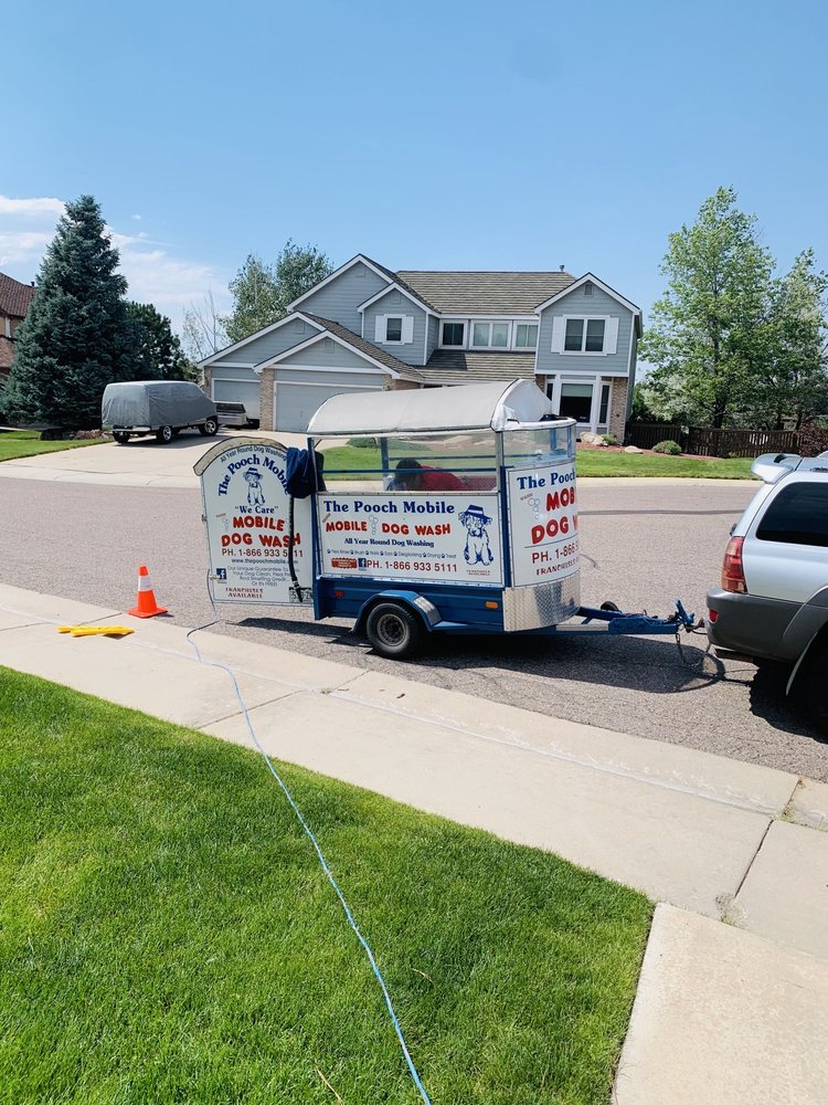 The Pooch Mobile: 9571 Hawkstone Way, Parker, CO