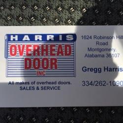 Harris Overhead Door Garage Door Services 1624