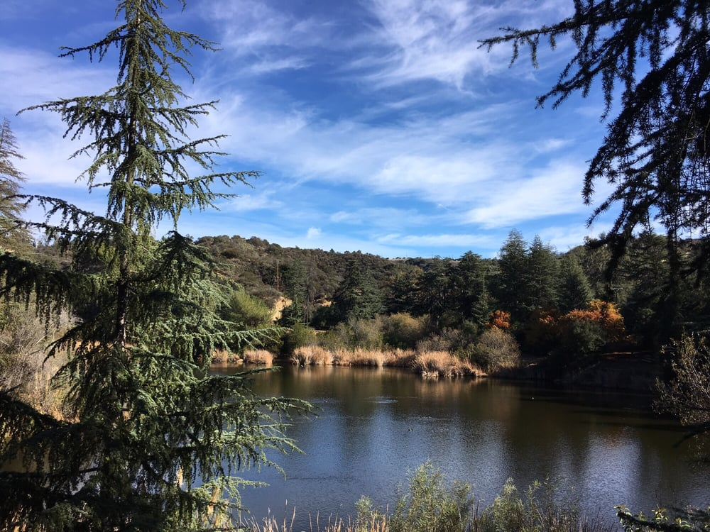 Photo of Franklin Canyon Park - Beverly Hills, CA, United States. Lake