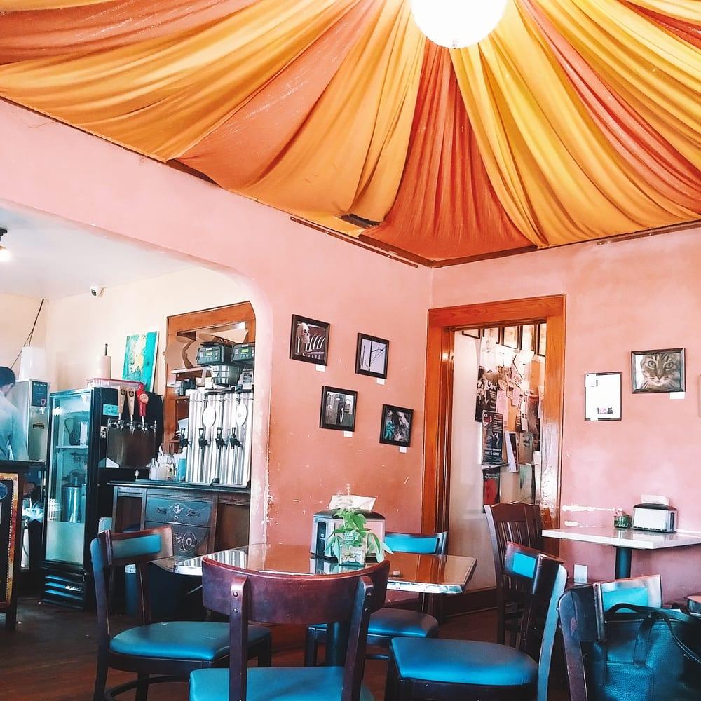 Nicest Places To Eat Near Me: Dandelion Communitea Café