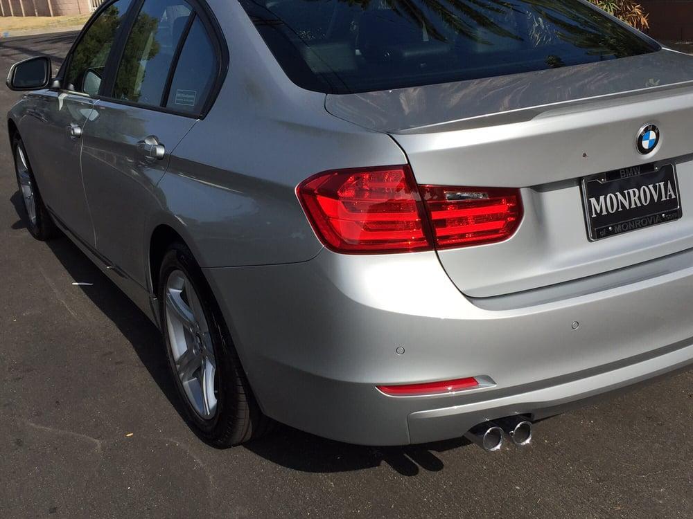 Monrovia Bmw >> My very first BMW 3-Series ! - Yelp