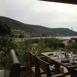 L onda restaurants plage d 39 arone piana corse du sud france restaurant reviews phone - Restaurant corse du sud ...