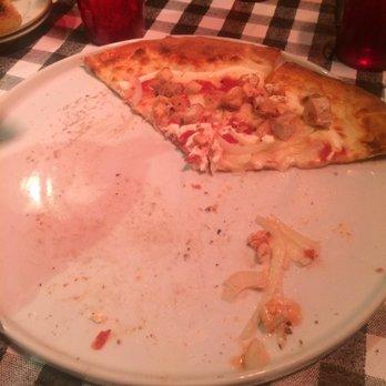 Cafe Michelangelo Pizza Menu