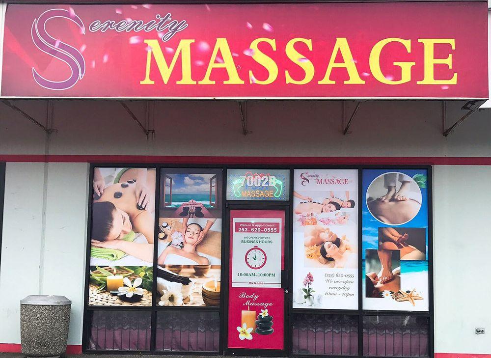 Asian Massage Parlor Tacoma Wa