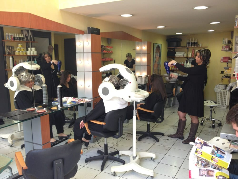 Jack holt hair salons saxe gambetta lyon france yelp - Salon primevere lyon ...