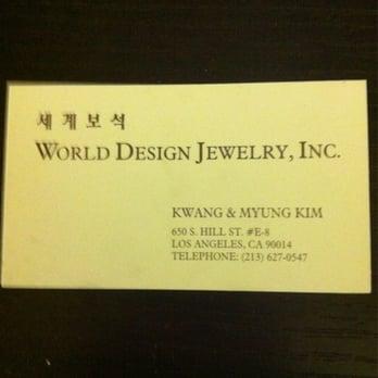 World Design Jewelry 20 Reviews Jewelry 650 S Hill St