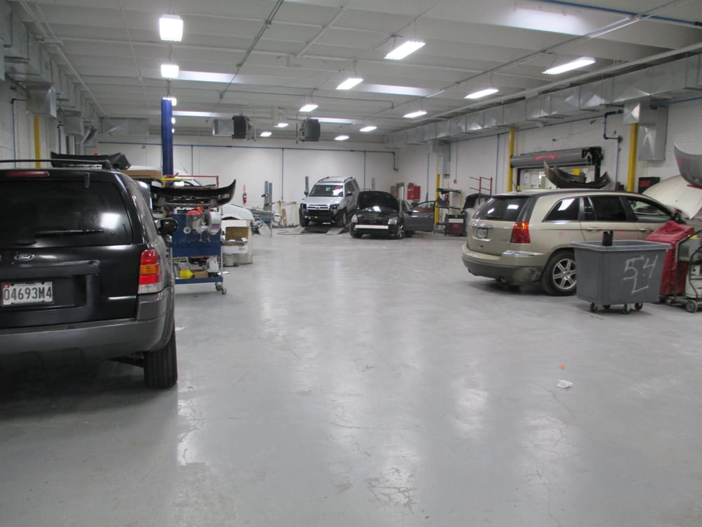 Car Body Repair Shops Near Me >> Sterling Auto Body Shop - Body Shops - Silver Spring, MD - Reviews - Photos - Yelp