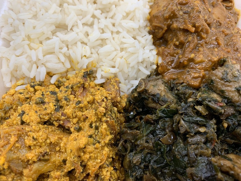 Value Foods African Market and Grill: 7609 Welcome Ave N, Brooklyn Park, MN