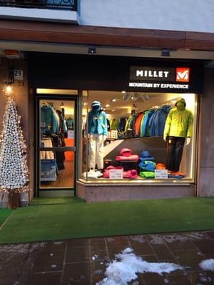Great Outdoor Shop by Millet - Sports Wear - Largo Poste 29, Cortina