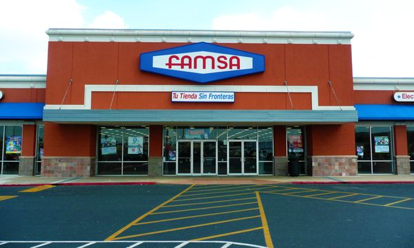 FAMSA 3333 Telephone Rd Houston, TX Furniture Stores - MapQuest