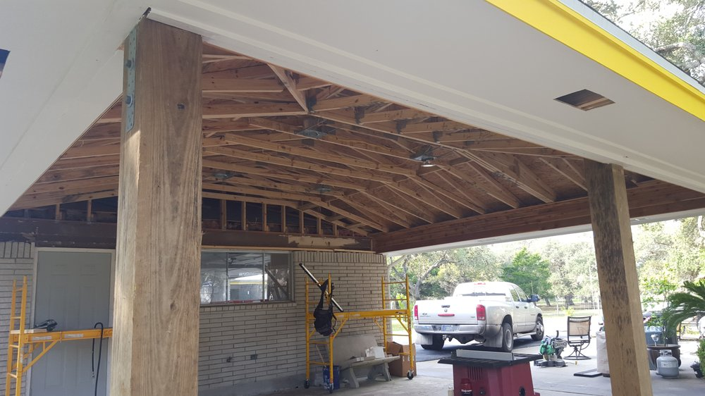 Randy Edwards Construction: 1924 W Terrace Blvd, Rockport, TX