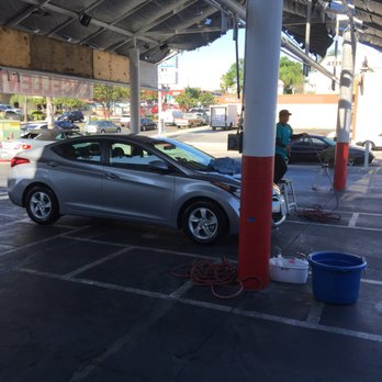photo of excellent 100 hand car wash lawndale ca united states