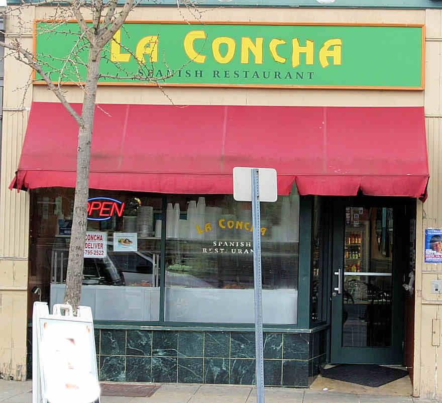 Gnr S La Concha Restaurant