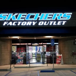 Skechers factory outlet california