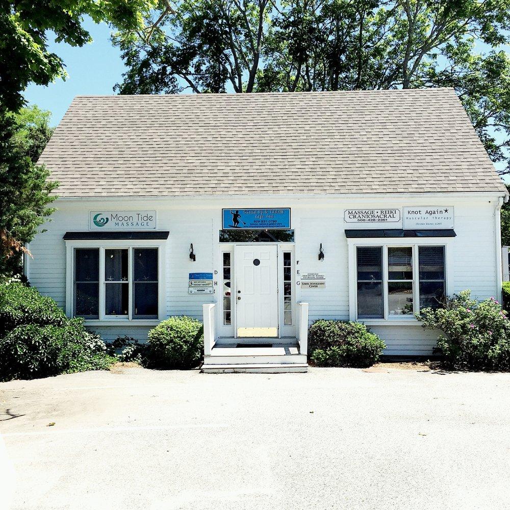 Moon Tide Massage: 15 W Bay Rd, Osterville, MA